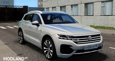 Volkswagen Touareg 2019 TDI R-Line [1.5.9], 1 photo